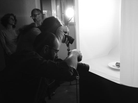 Il set fotografico di Davide Dutto