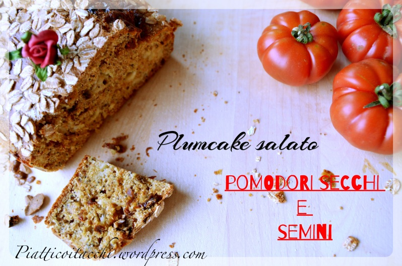 Plumcake salato