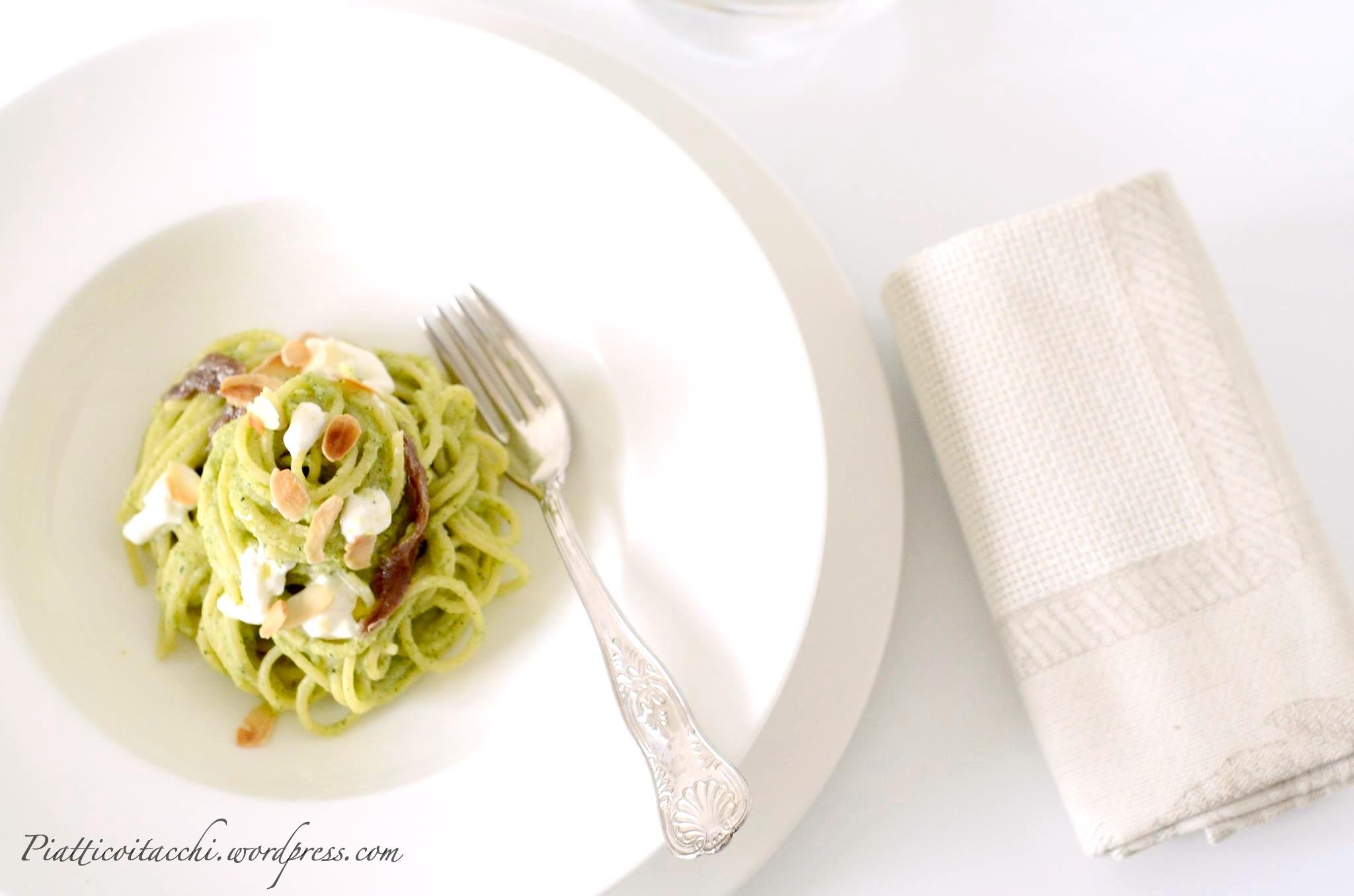 Spaghettone markwater